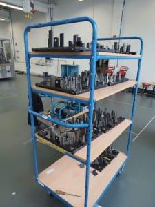 BOSCH REXROTH WT2 LWT480 BWT480 Transfer system TS 2plus workpiece carrier