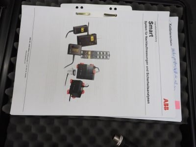 ABB Smart Logger System for tracking measurements and safety analyses