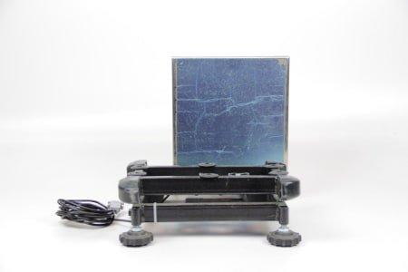 KERN KFP 15V20M Stainless steel weighing plate