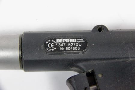 DEPRAG 347-5720U Pneumatic screwdriver with hand holder