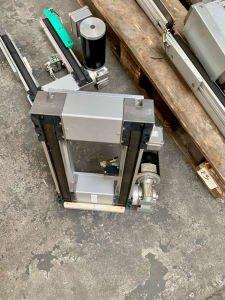 BE 200 7x belt modules/ double belt conveyor/ 200 mm