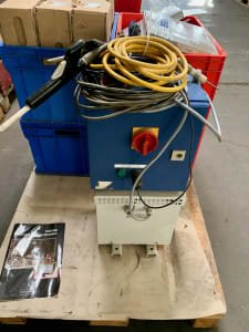 ISMET DAWN-G0,58 Three-phase mains transformer with test setup