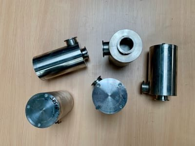 5x vacuum check valve DN40
