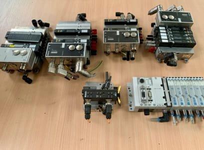 REXROTH 6x valve island Profibus DP module