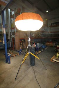 NISSEN LIGHT-BALL Construction Site Lighting