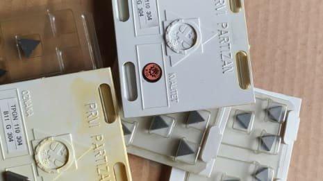 PRVI PARTIZAN TPGN 110 304 B11 G304 Lot of tools