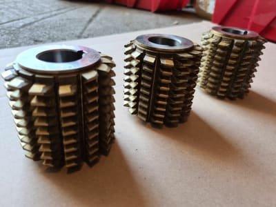 Gear Milling Tools