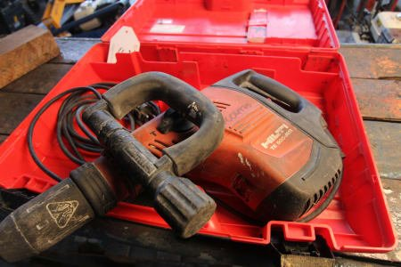 HILTI TE 500-AVR Demolition Hammer - defect