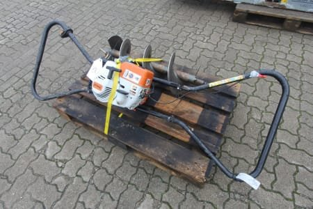 STIHL BT 360 Earth Auger - defect