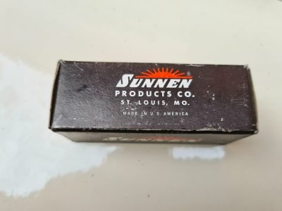 SUNNEN Two WC-B Shoes C Bronze insert mandrel honing shoes