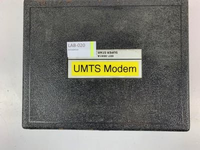 INSYS EBW-100 1.0 HSPA cellular router UMTS modem