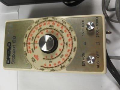DRELLO Stroposcope Stroboport 1010