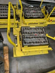 PSB INTRALOGISTICS GMBH carobot 4x traction battery driverless transport systems