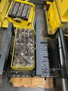 PSB INTRALOGISTICS GMBH carobot 2x traction battery driverless transport systems