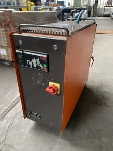 GWK TW 150 Mold heating and cooling device, mobile temperature control device 4.5 kW
