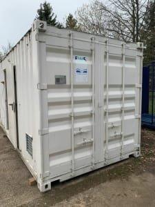 Instalación móvil de remediación del aire del suelo y del agua estratificada FWS FILTER- UND WASSERTECHNIK GMBH CO 30 GST