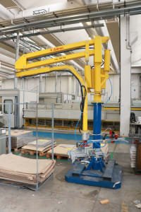 DALMEC PMC Handling system