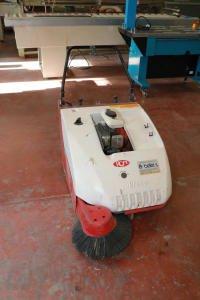 RCM BRAVA 600HT Sweeper