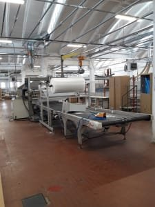 COMIL STAR 200B Film Wrapping Line