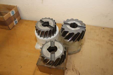 Lot Of Cutters (X3)