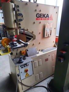 Punzonadora GEKA P.M. 50/E-500