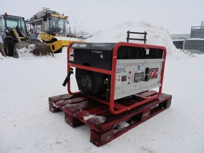 ENDRESS ESE 1006 Electricity Generator