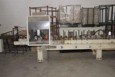 DUSPOHL Profile Wrapper Machine for Profiles