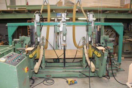 PADE Milling and Drilling System
