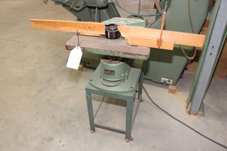 BULLERI Spindle Moulder