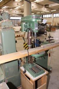 COBAFER ZJQ 4116 Bench Drill