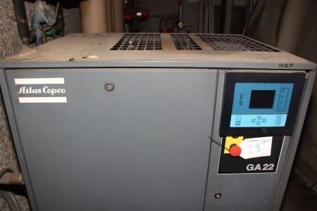ATLAS COPCO GA 22 P Compressor