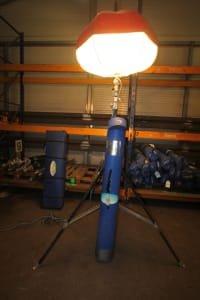 POWERMOON START Lighting System - defect