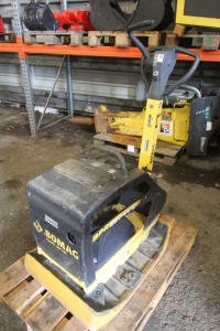 BOMAG BPR 35/60 D Vibratory Plate