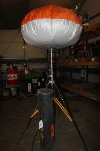 NISSEN LIGHT-BALL Industrial Lighting - defect