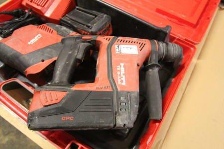 HILTI TE 6-A 36 Cordless Hammer Drill