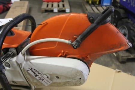 STIHL TS 420 Angle Grinder
