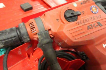 HILTI TE 70-ATC Hammer drill - defect