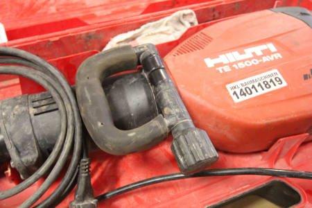 HILTI TE 1500-AVR Demolition hammer