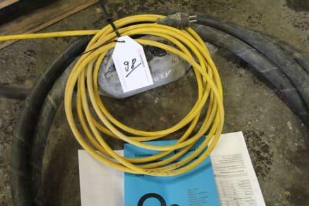 WEBER IVFN 58 Inner vibrator