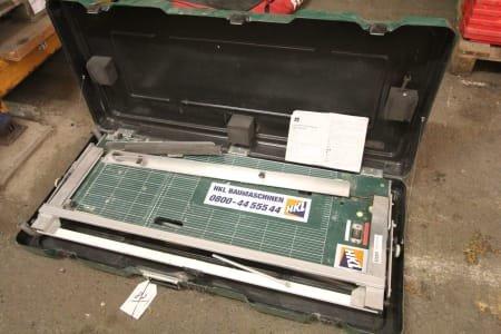 BRILLUX 5300S Styrofoam cutter
