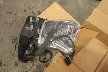 EGO BAX 1500 Backpack