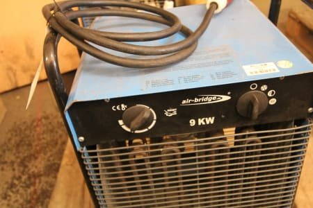 AIR-BRIDGE AB-H 90 Electric fan heater