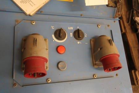 EL BJÖRN TF 18 EL Electric heater