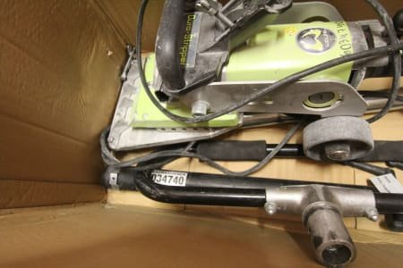 WOLFF DURO-STRIPPER Floor covering remover