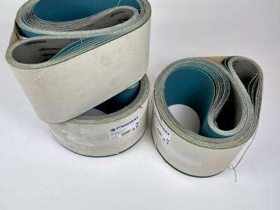 PROMAT 4000842443 30x sanding belt L.2000mm W.150mm K.100 for INOX