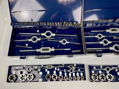 PROMAT 4000867534 2x thread cutting assortment M3- M20 (NEW)