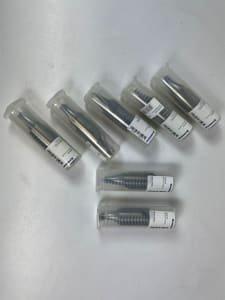 PROMAT HSS 12,5 x 31,5 DIN 333 R Lot (7x) 12.50 x 31.50 mm center drill