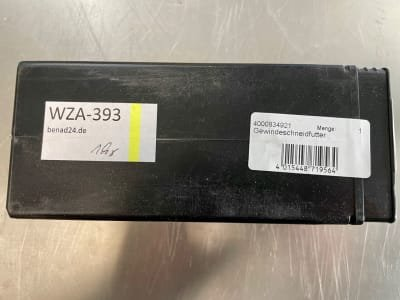 PROMAT M3-M12 HSK-A63 Tapping chuck synchron