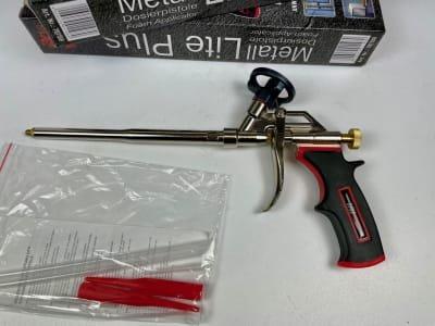IRON Metall Lite Plus 3x Irion dispensing gun metal Lite-Plus (NEW)