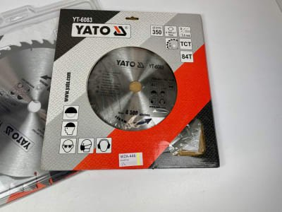 YATO 2x HM saw blade (NEW)